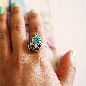 Handmade Bohemian Ring